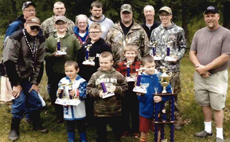 Central Counties Concerned Sportsmen's Association's 4th Annual Dave Long Memorial Children's Fishing Derby