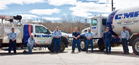 picture of CMP Energy Team